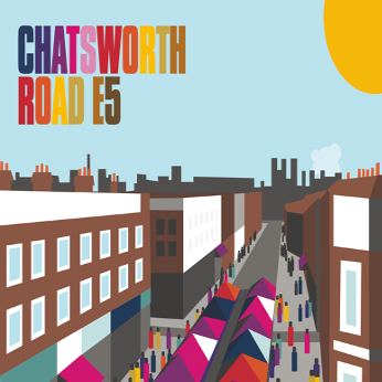 Chatsworth Road poster