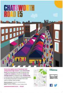 Chatsworth Road ad campaign